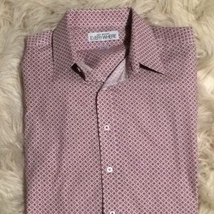 Other - • Nick Graham large tall men's dress shirt •